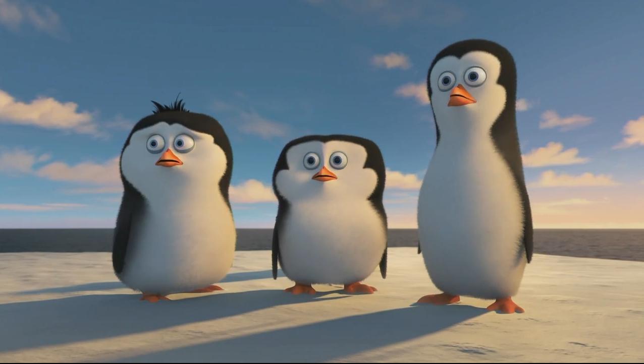 馬達加斯加爆走企鵝